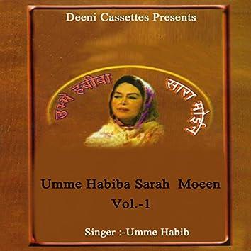 Umme Habiba Sarah Moeen, Vol. 1