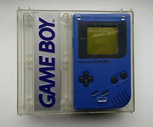 Nintendo GameBoy Classic Konsole blau (Blue Harry)