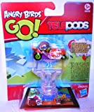 Angry Birds GO! Telepods Kart Green Pig with HELMET by Hasbro