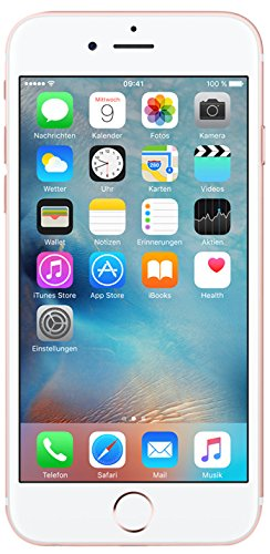 "Apple iPhone 6s, 4,7"" Display, 16 GB, 2015, Roségold"
