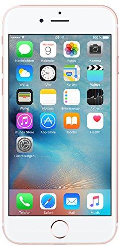"Apple iPhone 6s, 4,7"" Display, 16 GB, 2015, Roségold"