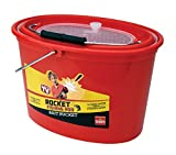 Goliath Rocket Rod Bait Bucket - Works with Any Fishing Rod, Multi Color (31711)