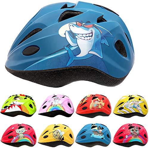 Skullcap® - Casco de bicicleta para niños ♥ diseñado por niños y...