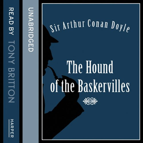 『The Hound of the Baskervilles』のカバーアート