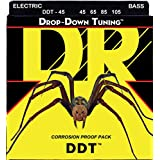 DR ベース弦 DROP-DOWN TUNING ステンレス .045-.105 DDT-45