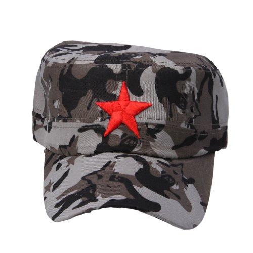 COMVIP Mujeres Gorra de béisbol al aire libre de camuflaje táctico sombrero...