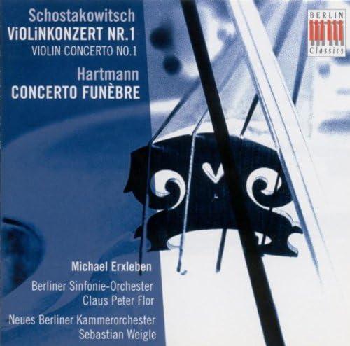 Sebastian Weigle, New Berlin Chamber Orchestra, Berlin Symphony Orchestra & Claus Peter Flor