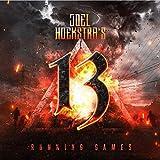 Joel Hoekstra's 13: Running Games (incl. Bonus Track) (Audio CD)