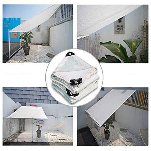 Parasol Voile Dombrage White Plant Sunscreen Sun Shade Cloth Net 98 Uv Block Filet Dombre Tarp Cover Pour Garden Couverture Pergola Auvent