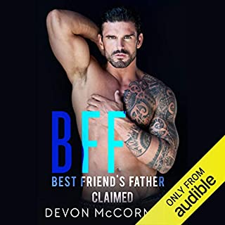 BFF: Best Friend's Father Claimed cover art