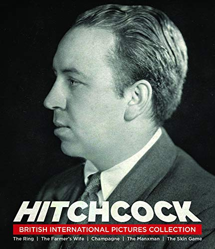 Hitchcock: British International Pictures Collection [Blu-ray]