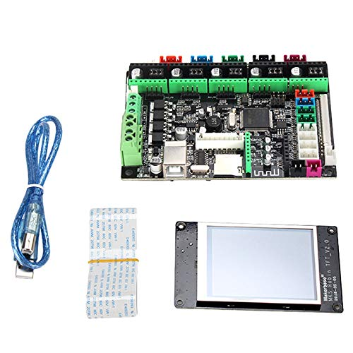 Gaoominy 3D Printer Motherboard MKS Robin STM32 Integrated Board ARM Control Board Including Press Screen Integrated Board