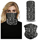 Bandana Face Mask 2pcs Balaclava Face Scarf Men Women Neck Gaiters for...