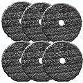 Almofada de fibra URO brilhante para composto e polimento -…