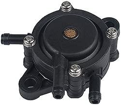 HIPA 491922 808656 Fuel Pump for Briggs & Stratton Kohler 24 393 16-S 24 393 04-S John Deere LG808656 Honda 16700-Z0J-003 Engine Lawn Mower