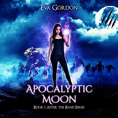 Page de couverture de Apocalyptic Moon