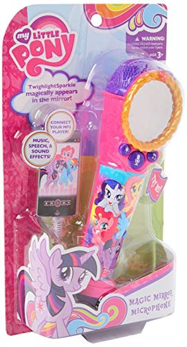 EKIDS My Little Pony Magic Mirror Microphone MP3