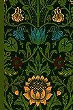 THE ART NOTEBOOK: gelinieerd notitieboekjournaal, tha art notitieboekje, 15 x 23 cm - 120 pagina's: college gelinieerd papier, perfect gebonden, zachte kaft paperback