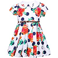Shentukeji Little Girl Casual Dress