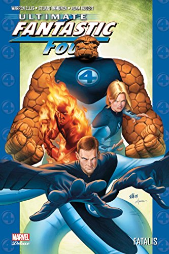 ULTIMATE FANTASTIC FOUR T02