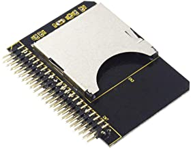Socobeta SD to IDE Adapter SD to IDE SD//TF Memory Card SD to IDE SD//SDHC//SDXC//MMC Memory Card To IDE 44Pin Male Adapter