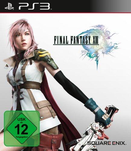 Square Enix Final Fantasy XIII - Juego (DEU)