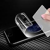 ONEVER Pantalla de hidrogel Blanda Protectores Thin Completa película de la Cubierta para el iPhone y el iPhone 7 8