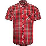 Lonsdale Brixworth - Camisa de manga corta para hombre, color royal Steward, Royal Steward, XXXL