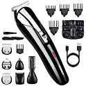 Yesmet 12 in 1 Men's Hair Grooming Kit