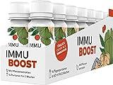 ImmuBoost® Shot   14 Shots   1 Tag 1 Shot   Immunsystem stärken   täglich od. 2 Wochen Immunkur durch Vitamin C & Zink   Mit Ingwer & Magnesium  ...