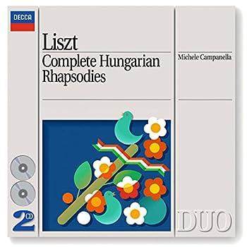Liszt  Complete Hungarian Rhapsodies