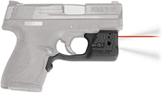 Crimson Trace LL-801 Laserguard Pro Laser Sight and Tactical Light for Smith & Wesson M&P Shield & M&P Shield 2.0, 9mm & .40 S&W Pistols