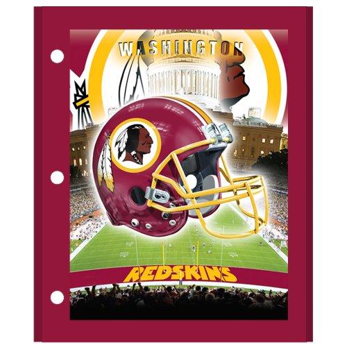 BRAX NFL Washington Redskins 3D Portfolio