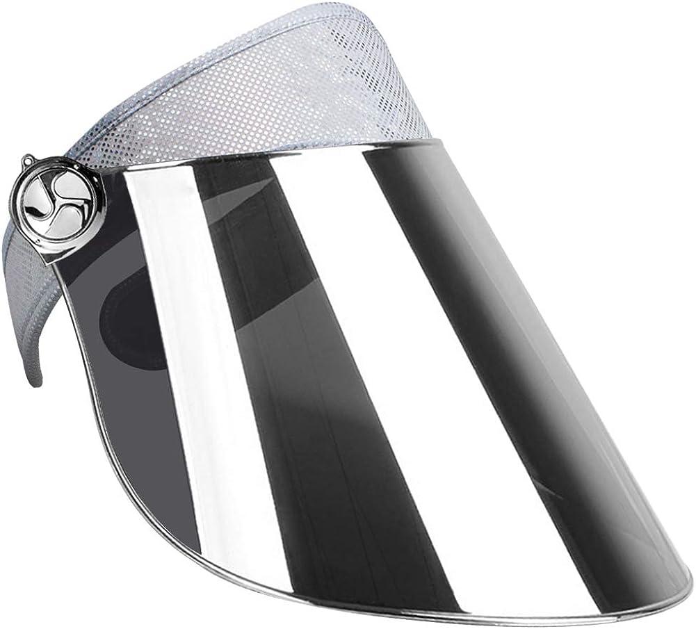 WAYCOM Sun Visor Hat -Sun Cap Premium UV 50+ UPF Very popular safety Protection