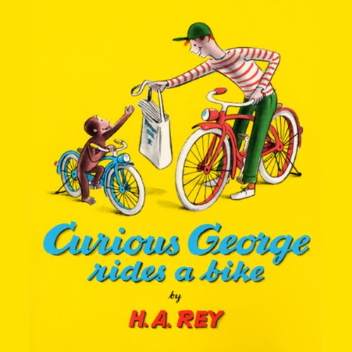 Curious George Rides a Bike, The Little Red Hen, 14 Rats and a Rat Catcher, and more audiobook cover art