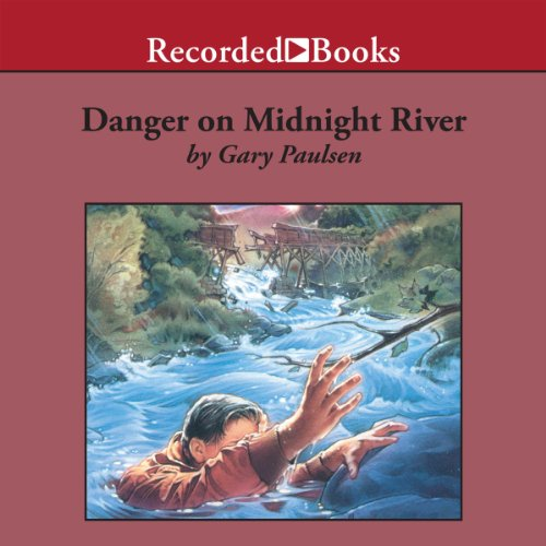 Danger on Midnight River audiobook cover art