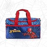 Zoom IMG-2 perletti borsa sport bambino spiderman