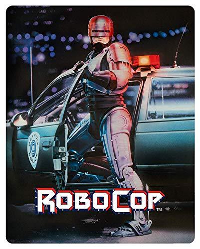 Robocop SteelBook Limited Edition [Blu-ray] [Reino Unido]