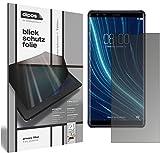 dipos I Blickschutzfolie matt kompatibel mit Archos Diamond Omega Sichtschutz-Folie Bildschirm-Schutzfolie Privacy-Filter