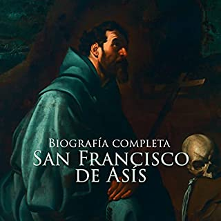 San Francisco de Asis [Saint Francis of Assisi] audiobook cover art