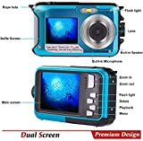 Zoom IMG-2 macchina fotografica subacquea hd 2