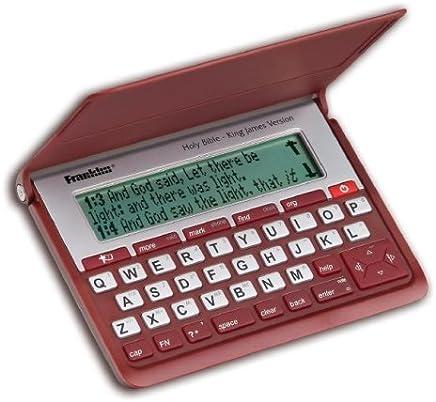 Bookman Electronic Bible-KJV