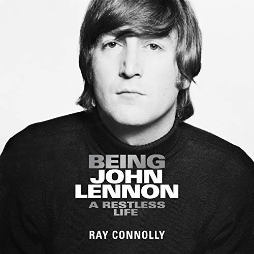 Being John Lennon audiobook cover art