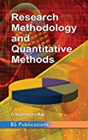 Research Methodology and Quantitative Methods