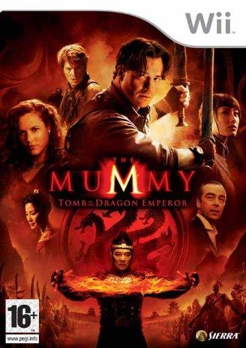 Mummy: Tomb of the Dragon Emperor (Wii) [Importación Inglesa]