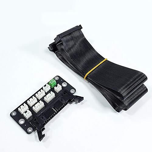 LICHONGUI Adattatore della Scheda Madre della Scheda Madre della Scheda Madre con Cavo da 30 Pin per Stampante 3D