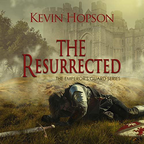 The Resurrected cover art
