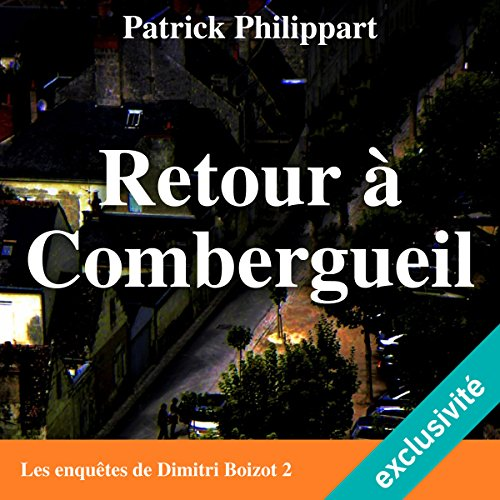 Retour à Combergueil audiobook cover art