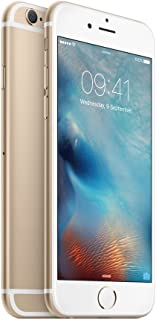 Apple iPhone 6swith Facetime 16GB 4G LTE - Gold (Certified Pre Owned)
