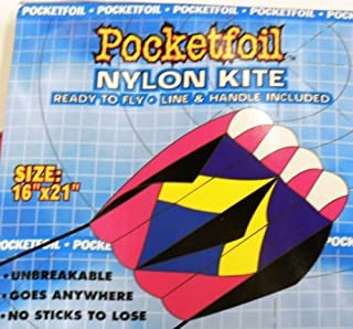 Flight Zone Pocketfoil with Line & Handle Included